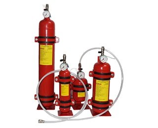 Новинка — система пожаротушения Импульс Box Safe