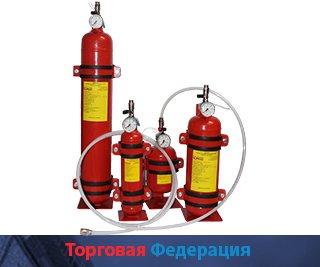 Фото: Cистема пожаротушения Импульс BS