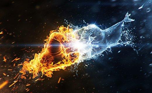 Картинка водное пожаротушение