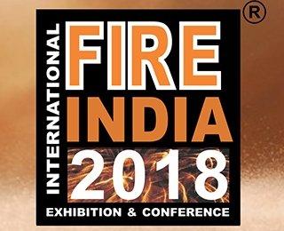 Выставка Fire India 2018 – ровно через месяц