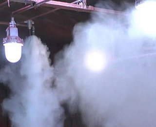 Тонкости пожаротушения тонкораспыленной водой
