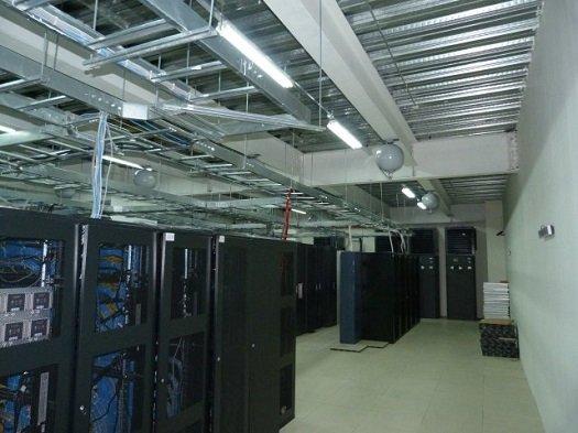 Картинка: МГП Импульс, установка в серверной